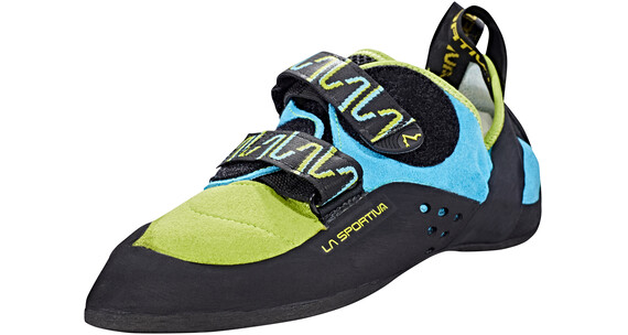 La Sportiva Katana Climbing Shoes Unisex green/blue